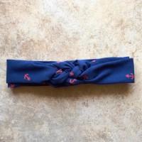 трикотажная пряжа обруч повязка
