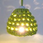 трикотажная пряжа лампа
