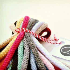 Шнур для вязания 100%хлопок