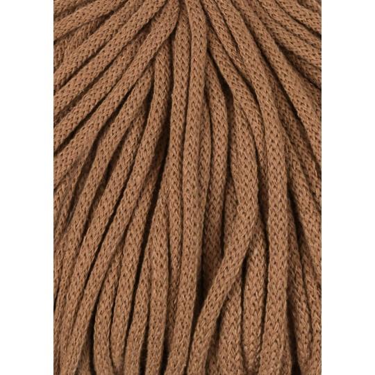 Хлопковый шнур для вязания Bobbiny Caramel 5мм