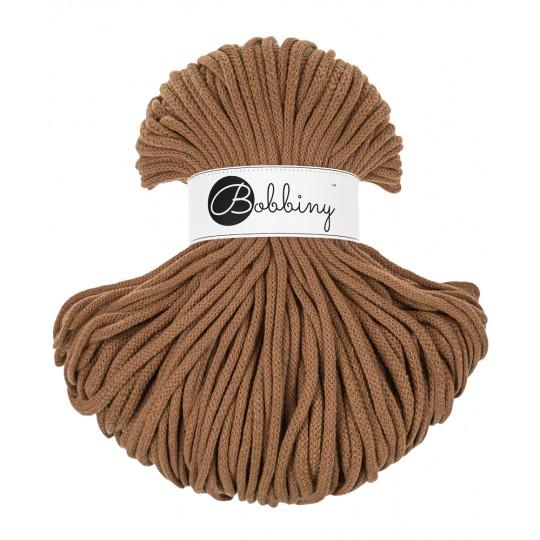 Хлопковый шнур Bobbiny Caramel 5мм