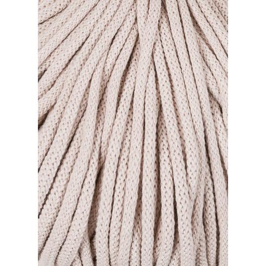 Хлопковый шнур для вязания Bobbiny Nude 5мм