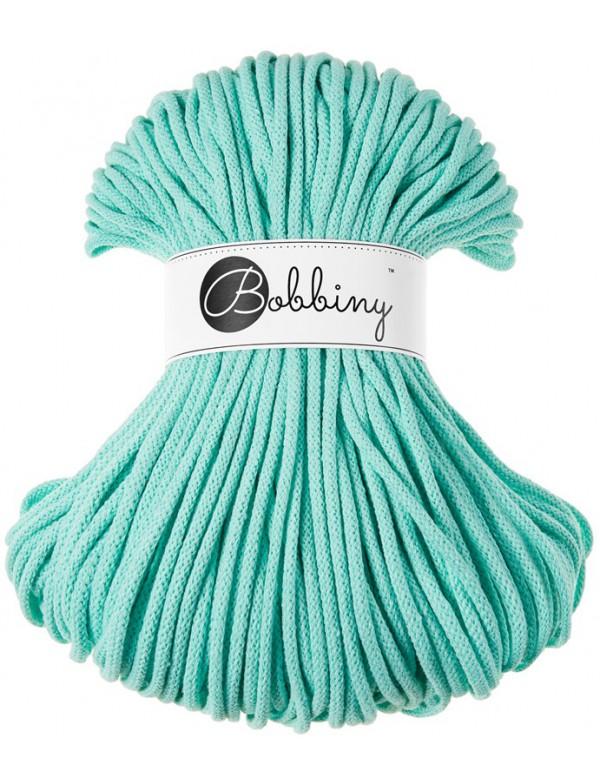 Хлопковый шнур Bobbiny Мятный 5мм