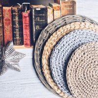 изделия из т-пряжи и шнура