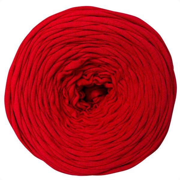 первичная т-пряжа красный