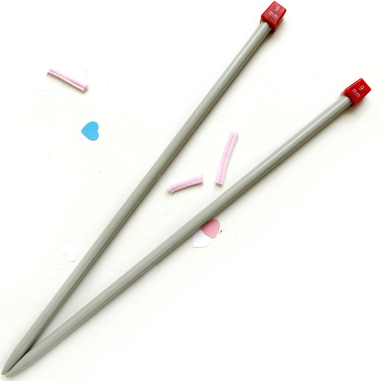 Спицы для вязания 9мм