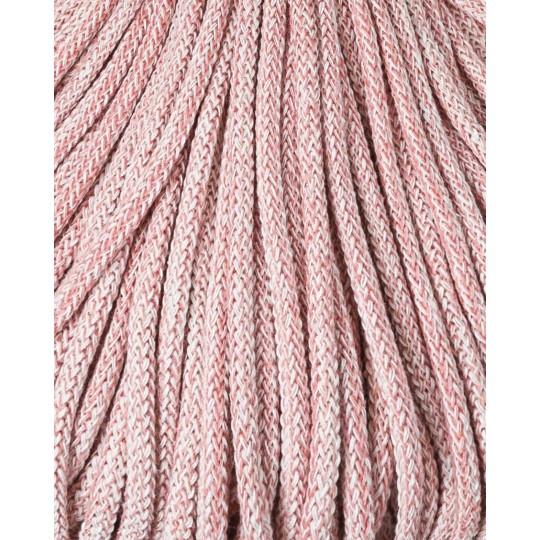 Хлопковый шнур для вязания Bobbiny Strawberry 5мм