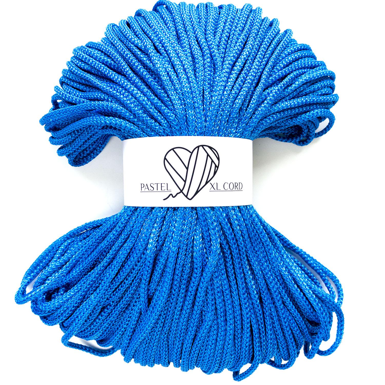 Полипропиленовый шнур Pastel XL cord Сапфир