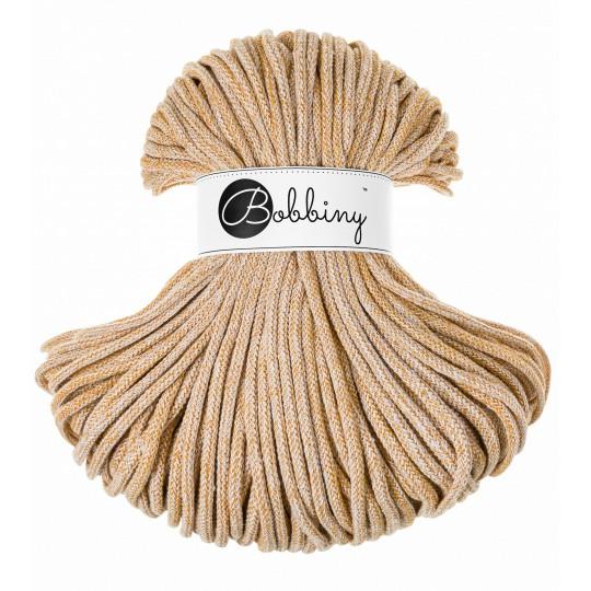 Хлопковый шнур Bobbiny Sunflower 5мм