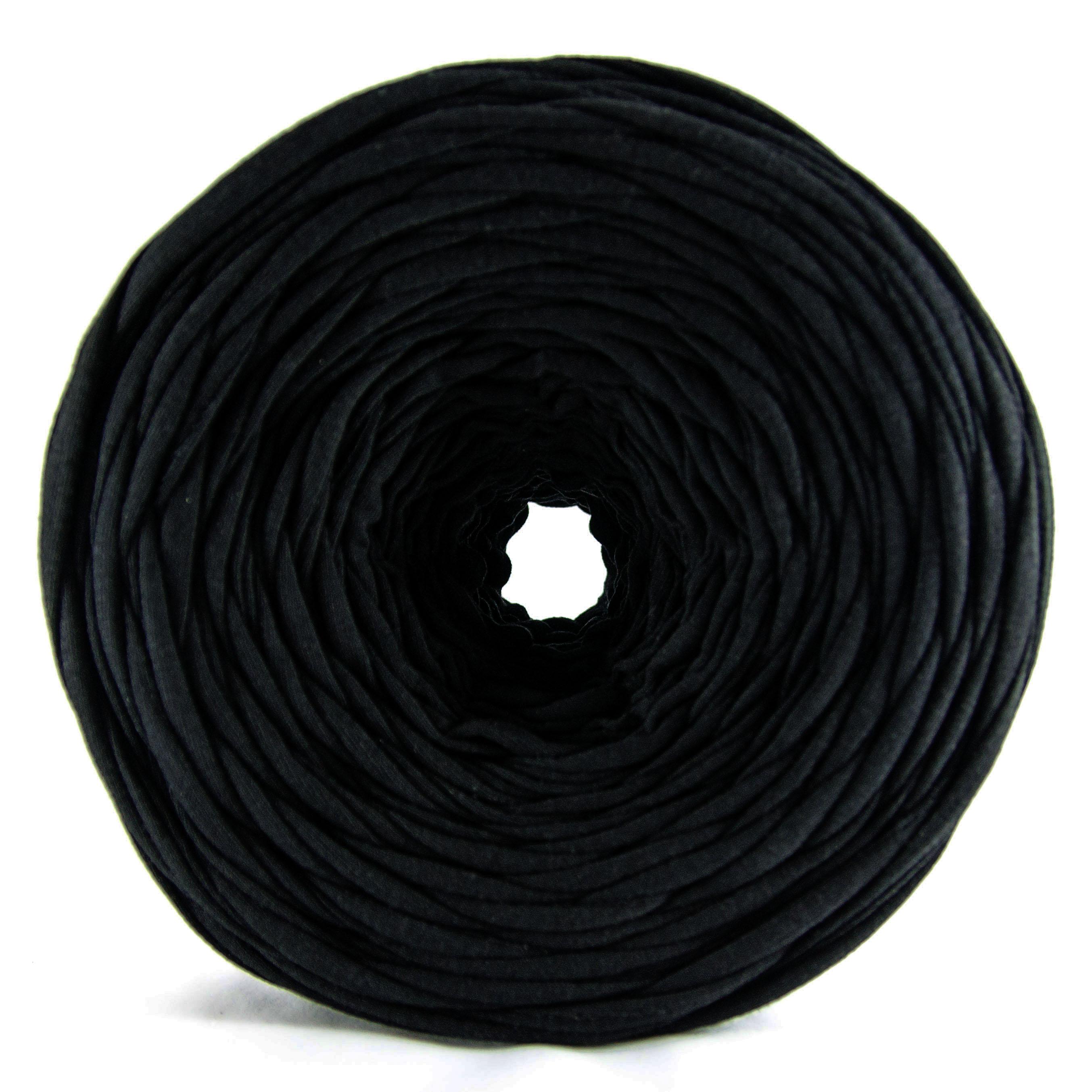трикотажная пряжа Pastel XL Черный