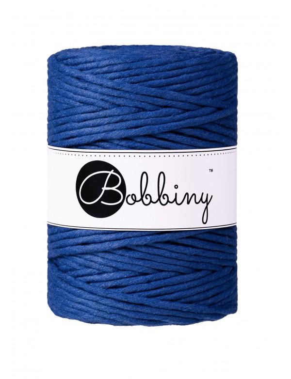 Шнур для макраме Bobbiny Classic blue 5мм