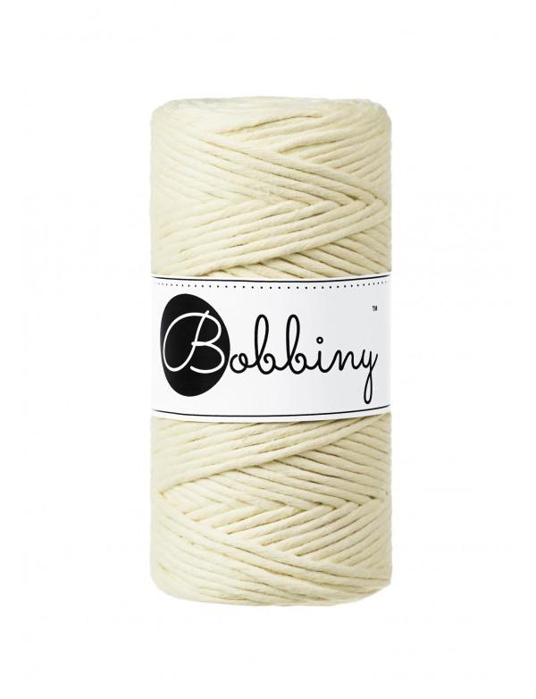 Шнур для макраме Bobbiny Blonde 3мм