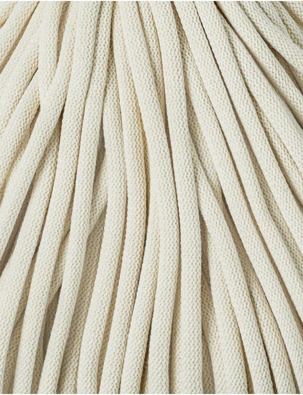 Шнур для вязания Bobbiny Jumbo Natural 9мм