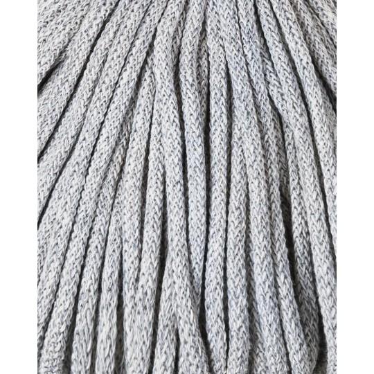 Хлопковый шнур для вязания Bobbiny Marble 5мм