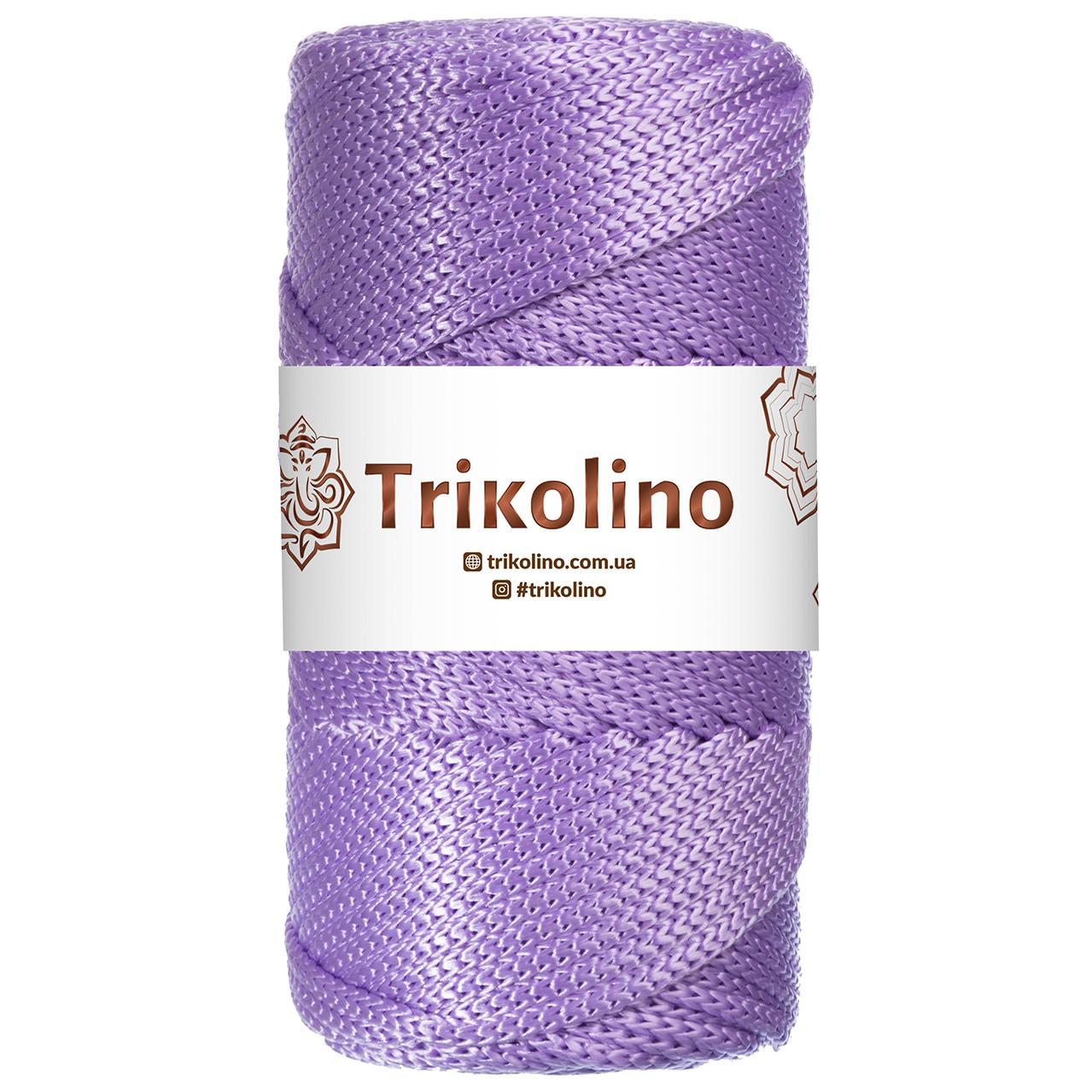 Полипропиленовый шнур Trikolino Сиреневый