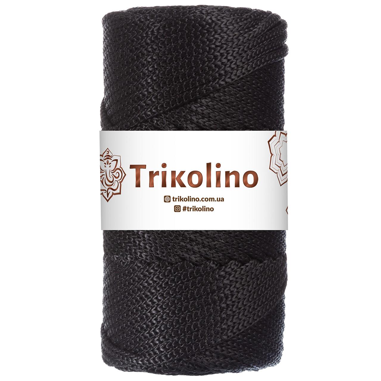 Полипропиленовый шнур Trikolino Черный