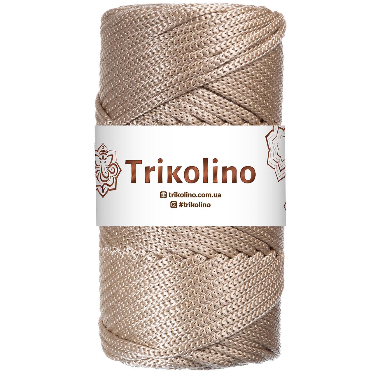 Полипропиленовый шнур Trikolino Жемчужный