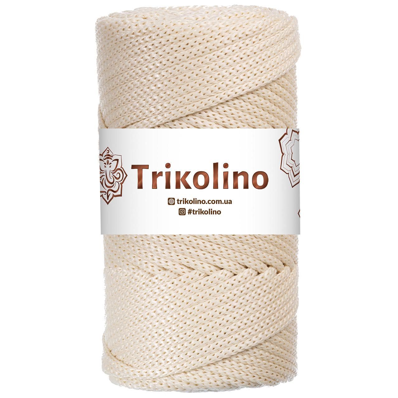 Полипропиленовый шнур Trikolino Молочный