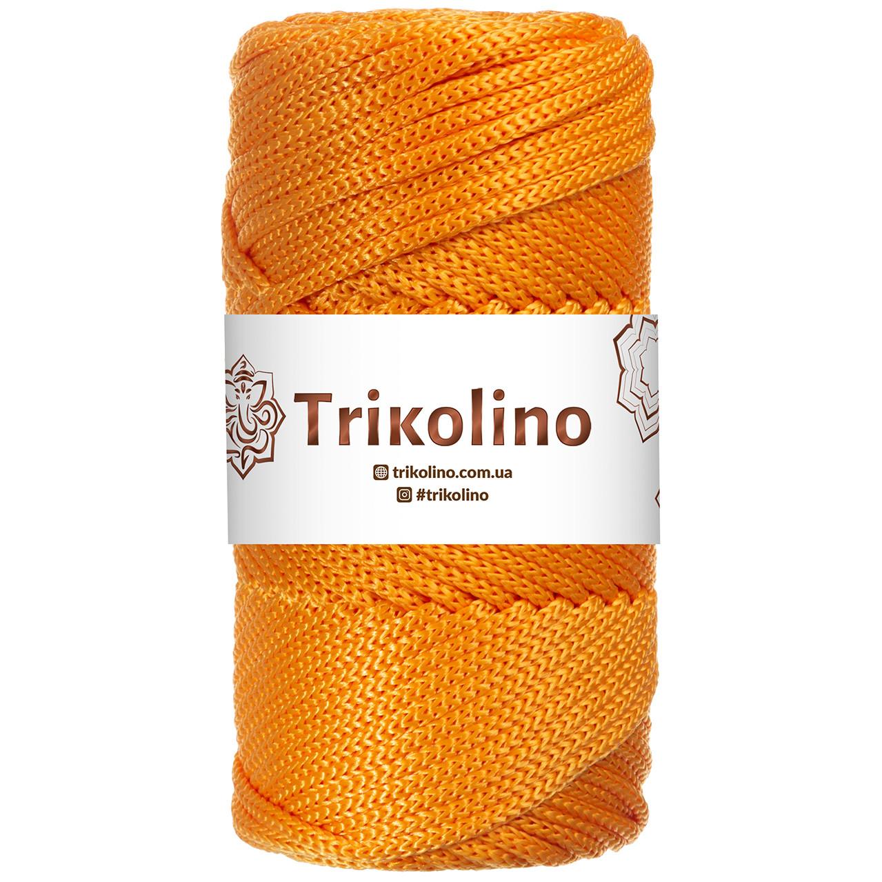 Полипропиленовый шнур Trikolino Оранж