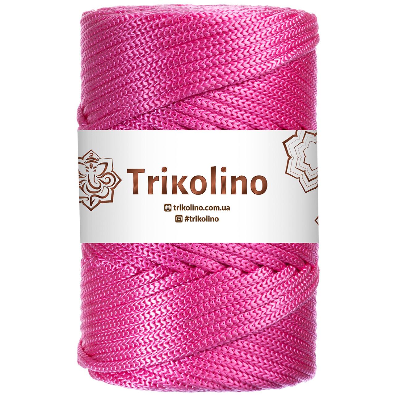 Полипропиленовый шнур Trikolino Розовый фламинго