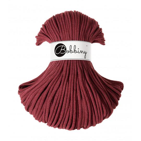 Хлопковый шнур Bobbiny Wild Rose 5мм