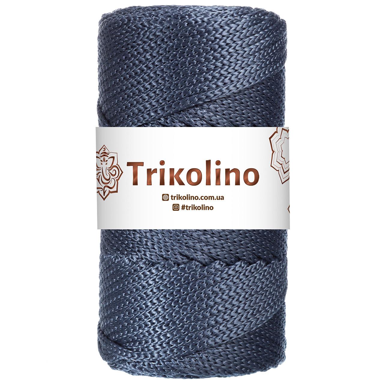Полипропиленовый шнур Trikolino Темный лазурит