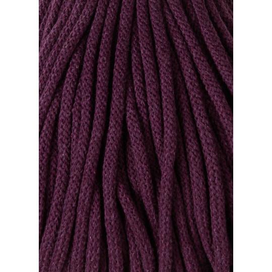 Хлопковый шнур для вязания Bobbiny Blackberry 5мм