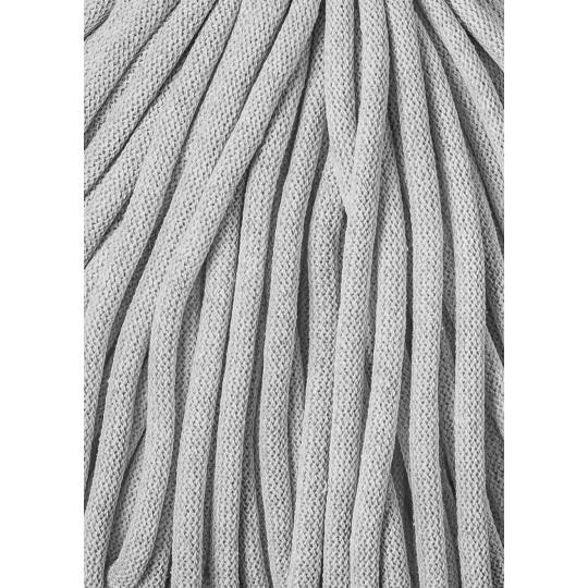 Шнур для вязания Bobbiny Jumbo Silver 9мм