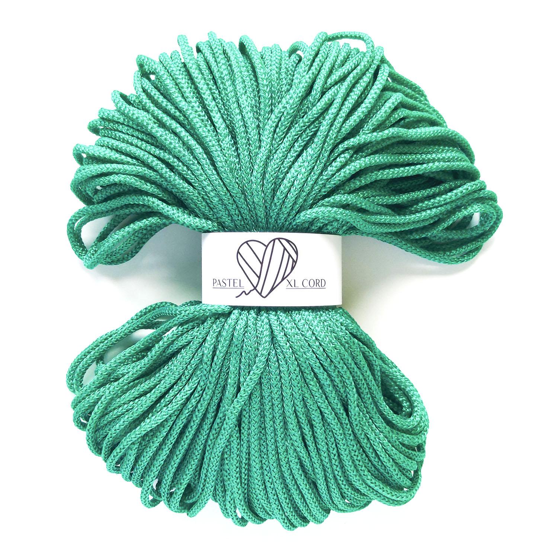 Полипропиленовый шнур Pastel XL cord Зеленый