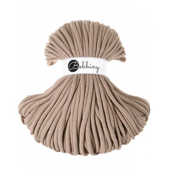 Шнур Bobbiny Jumbo Sand 9мм
